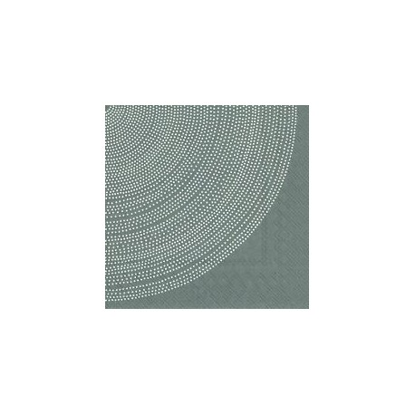 Serviettes L FOKUS grey - Marimekko