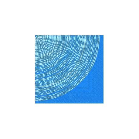 Serviettes L FOKUS blue - Marimekko