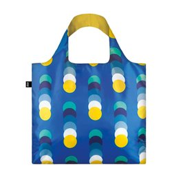 Geometric Circles Reusable Bag - Loqi