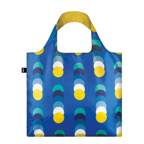 Reusable Bag Geometric Circles - Loqi