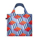 Geometric Cubes Reusable Bag - Loqi