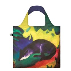 Blue Fox Reusable Bag - Loqi