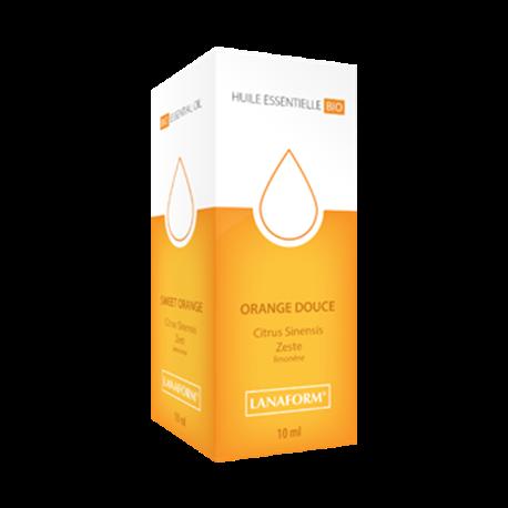 Huile essentielle Orange Douce - Lanaform