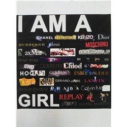 Frame I Am A Girl - Dotspot