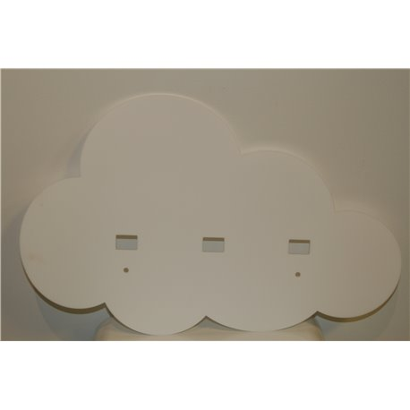 Coat Rack White Cloud - Gamz