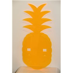 Coat Rack Pineapple Neon Orange - Gamz