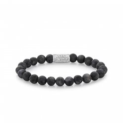 Bracelet Man Mad Grey Seduction - Rebel & Rose