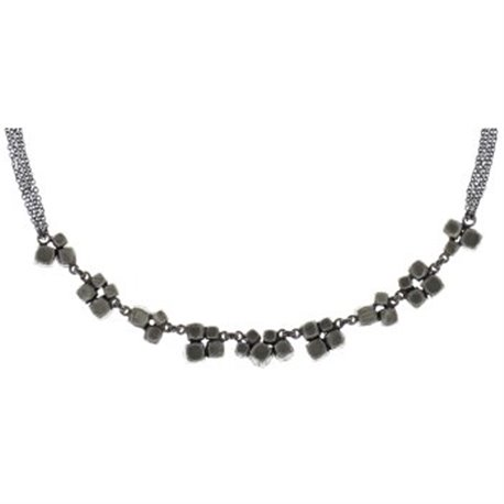 Necklace Ballroom green/brown - Konplott