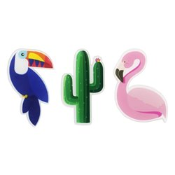 Set de 3 pins Tropical - Sunnylife