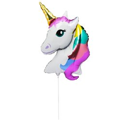 Foil Balloon Unicorn - Sunnylife
