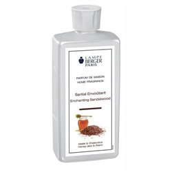 Recharge santal envoutant 500 ml - Lampe Berger Paris