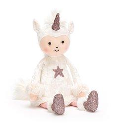 Perky unicorn moon - Jellycat