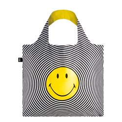 Sac réutilisable smiley spiral - Loqi
