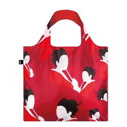 Sac réutilisable Travel Geisha - Loqi