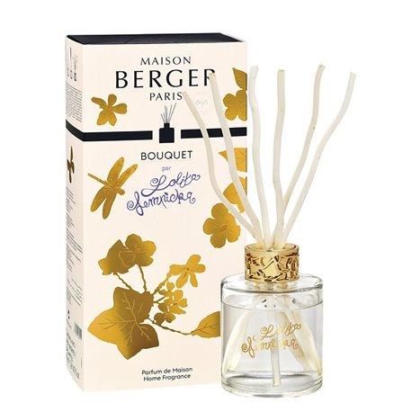 Bouquet parfumé (pré-rempli 115ml) Transparente - Berger + Lolita Lempicka