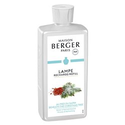 Recharge Au pied du Sapin 500 ml - Lampe Berger Paris