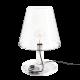 Lampe trans - parents lampe de table Transparente - Fatboy