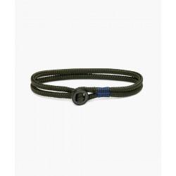 Bracelet Don Dino army black M - PIG & HEN