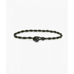 Bracelet Easy Ed army black M - PIG & HEN