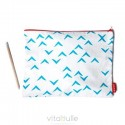 Blue Birds Pouch - Deuz