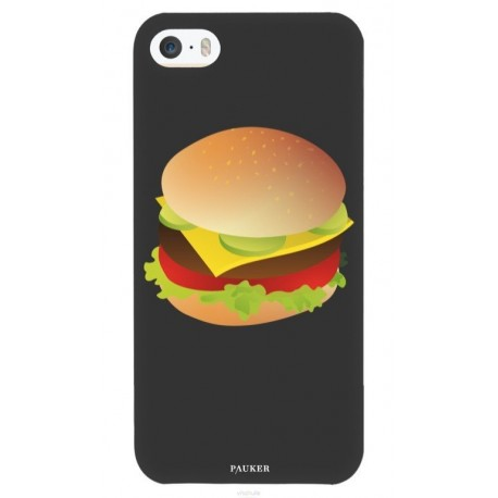 Coque I phone 5/5s Hamburger -Pauker