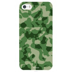 iPhone 5/5S/5SE Military Green Case - Pauker